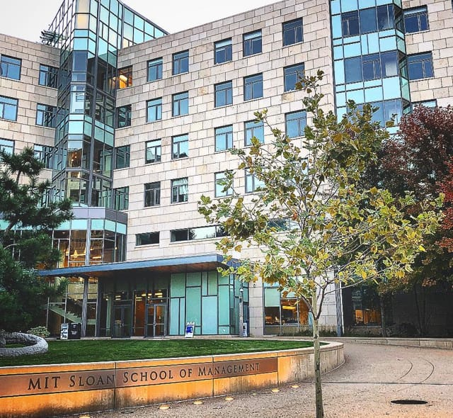 Massachusetts Institute of Technology Sloan School of Management